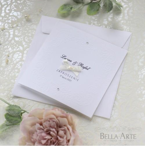 Zaproszenia na ślub Torello