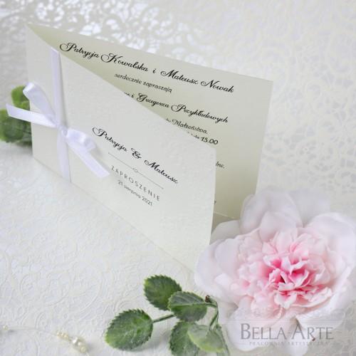 Zaproszenia ślubne Torello
