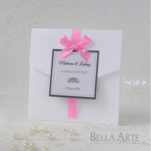 Eleganckie Zaproszenia ślubne Elegante