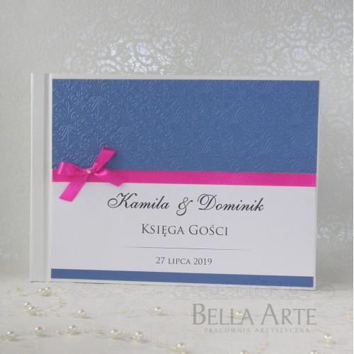 Księga gości weselnych Massimo