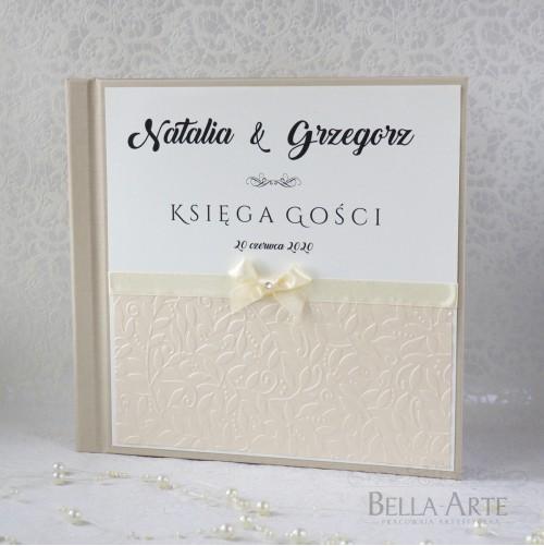 Księga gości weselnych Fiorella