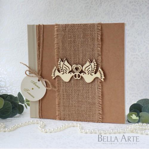 Księga gości weselnych Eko