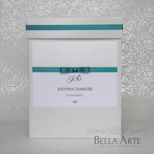 Pudełko na koperty Verona