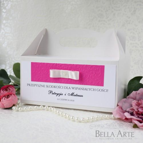 Pudełko na ciasto Amelia