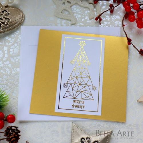 Kartki Bożonarodzeniowe dla firm z LOGO