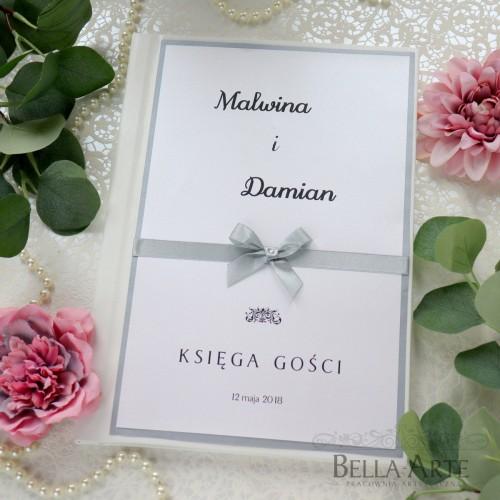 Księga gości wpisów weselnych