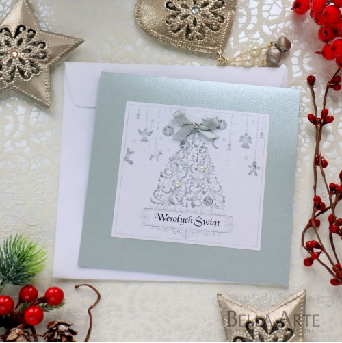 Kartki świąteczne firmowe
