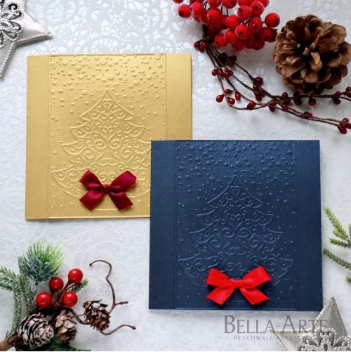 Kartki świąteczne dla firm biznesowe