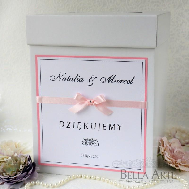Pudełko na koperty Elegante