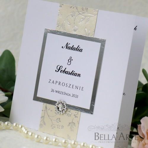 Romantyczne zaproszenia ślubne