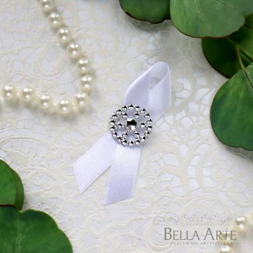 Kotyliony przypinki weselne dla gości