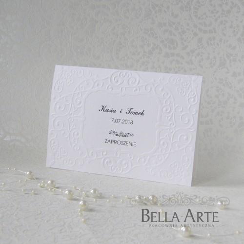 Zaproszenia ślubne Gloria