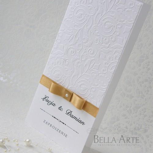 Zaproszenia ślubne Amelia