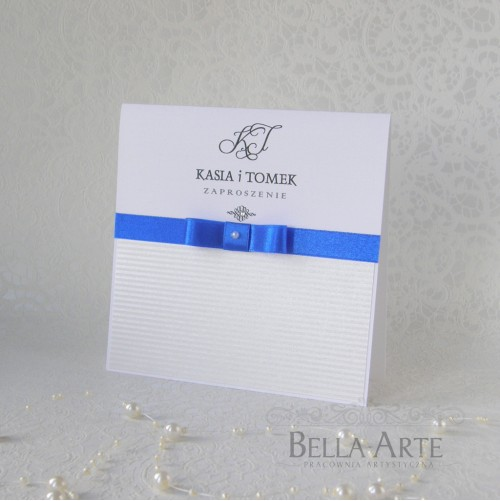 Zaproszenia ślubne Verona