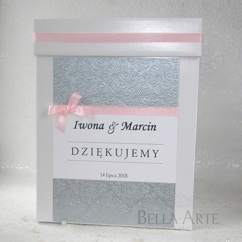 Pudełko na koperty Massimo