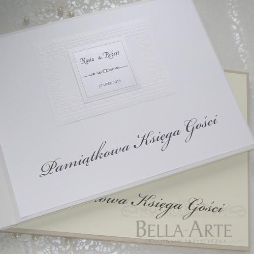 Księga Gości wpisów weselnych Gloria
