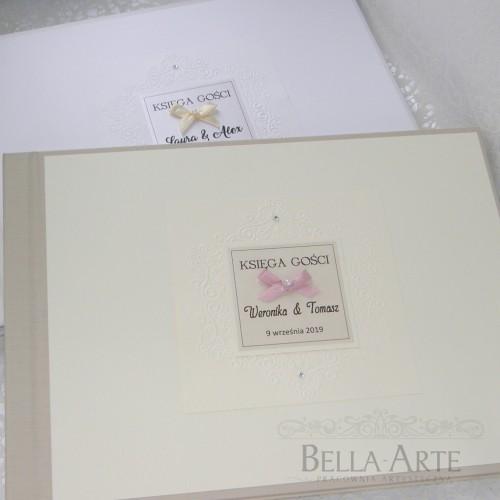 Księga Gości wpisów weselnych Torello