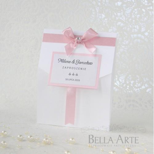 Zaproszenia na ślub Elegante